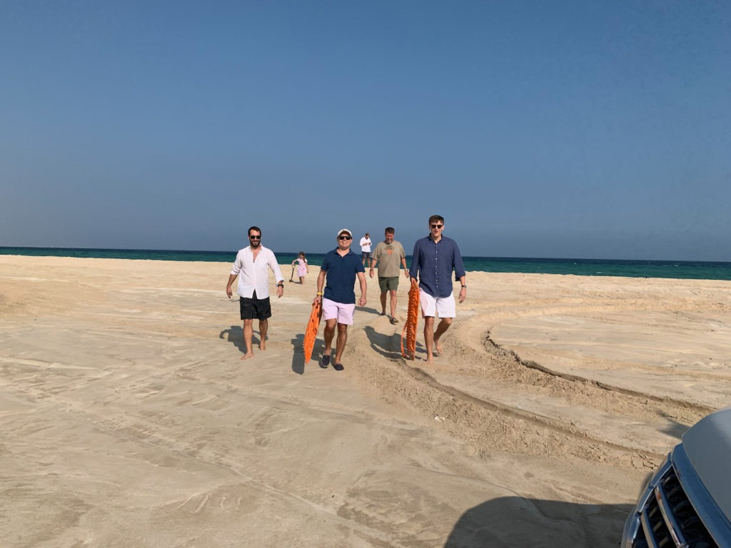 Desert Rescue Team