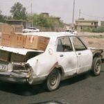 Iraq 2005 - Basrah Traffic