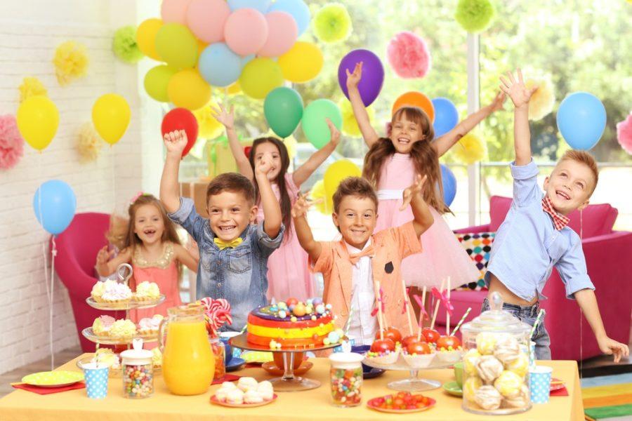 Children's parties are a bit Sh1t