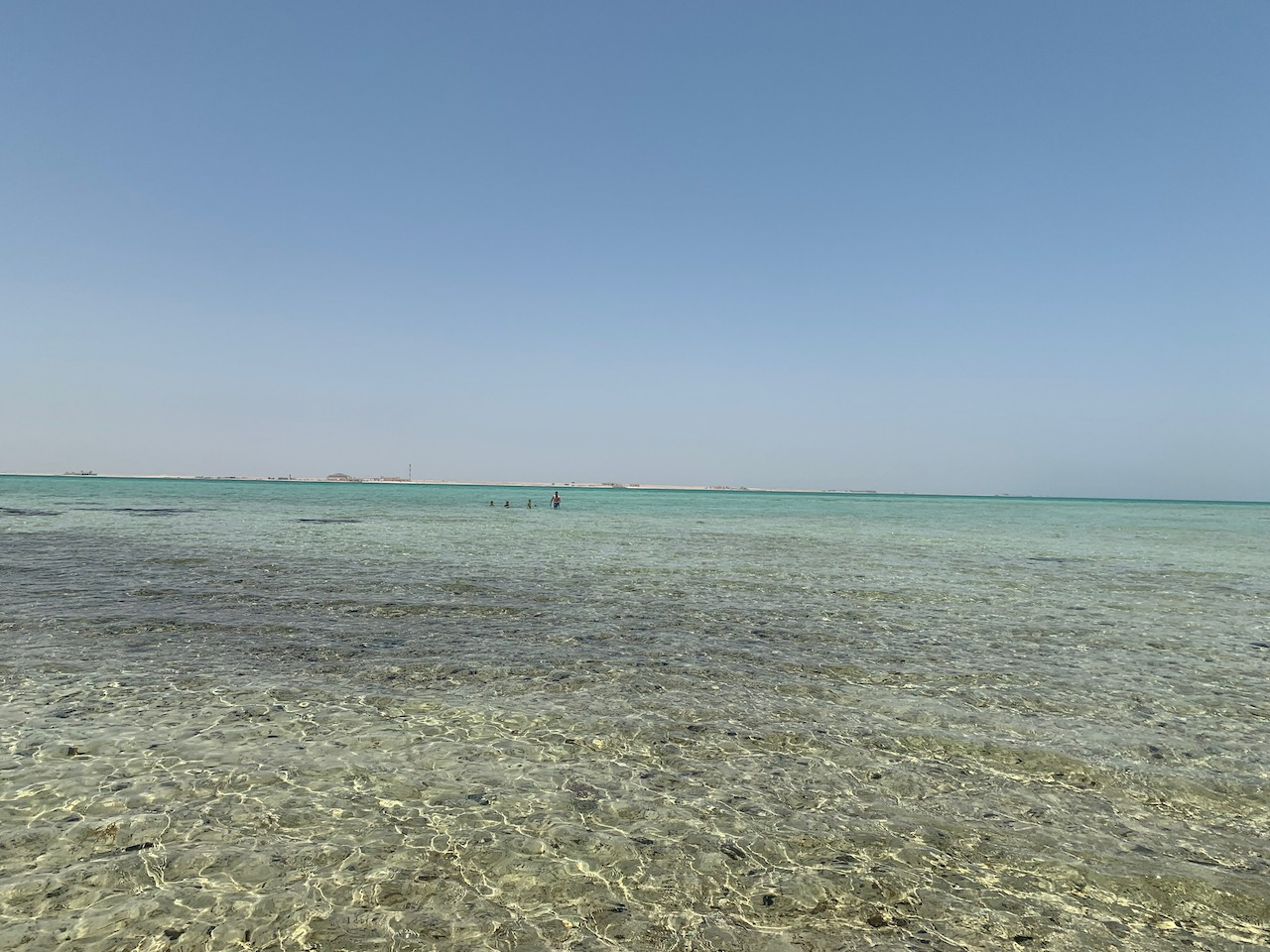 Clear Blue Water Qatar