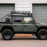 Very cool Land Rover 110