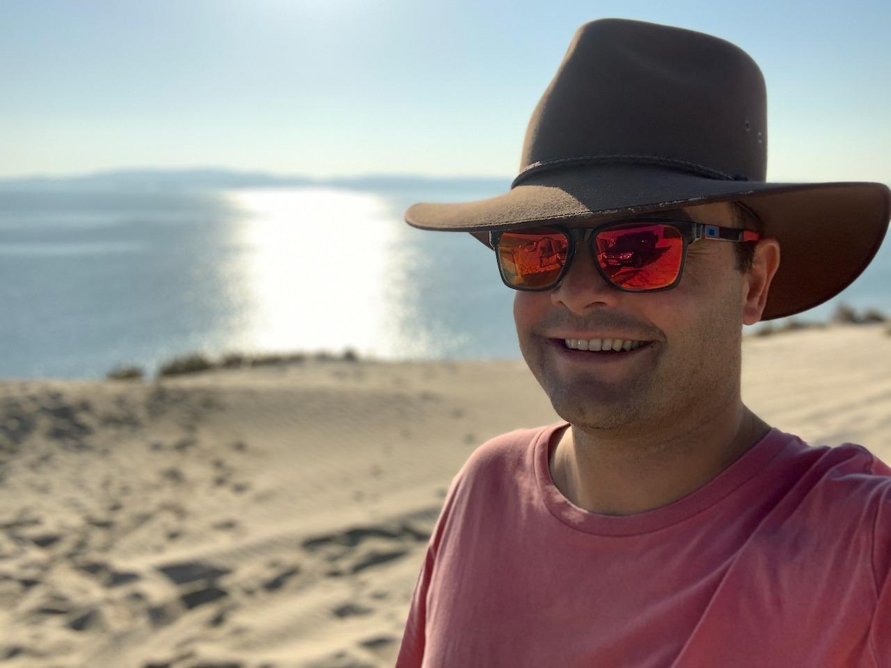Tom Lloyd Owen new hat