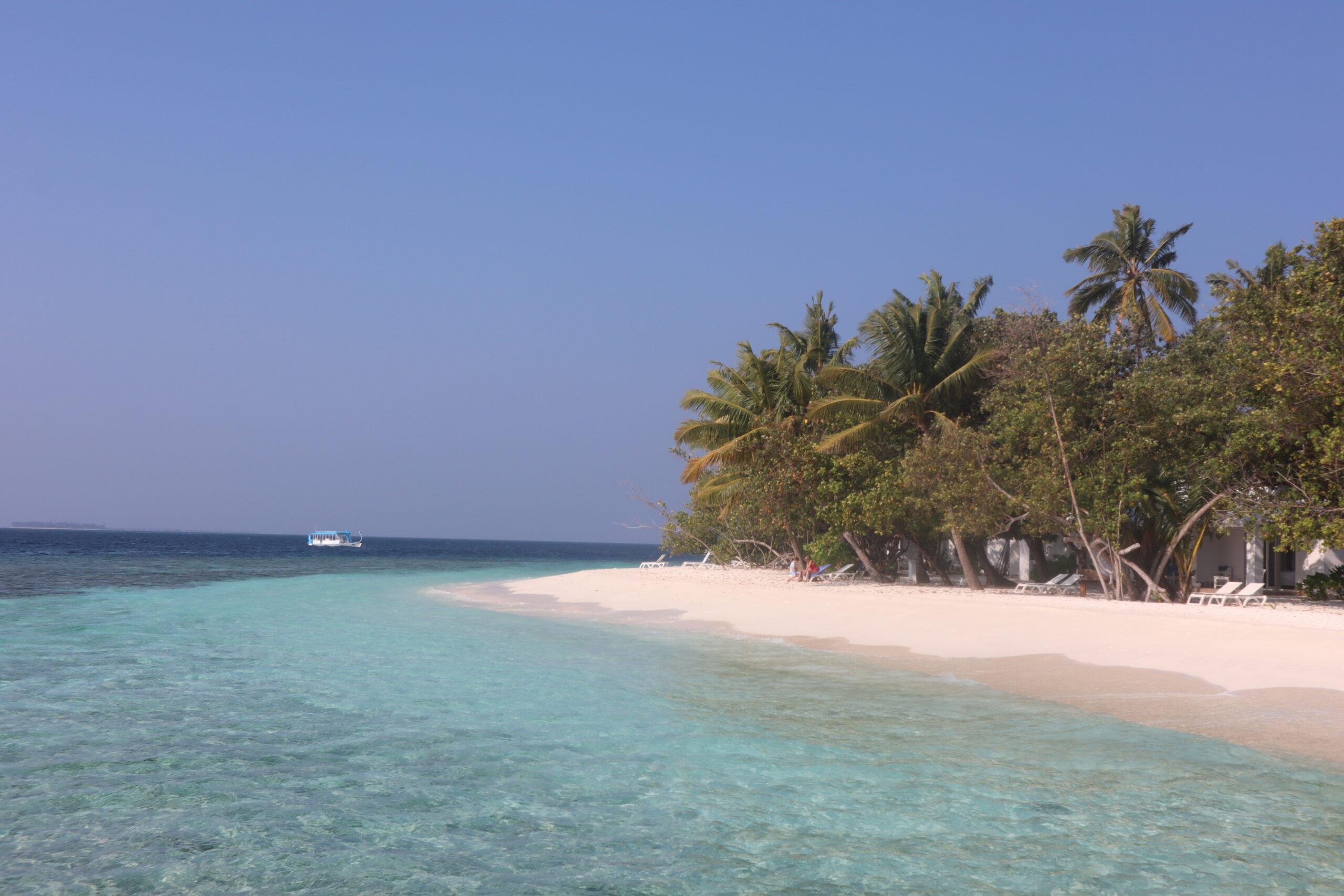 Maldives Heavenly beach